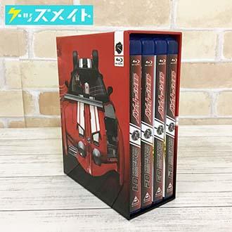 ブルーレイ 仮面ライダードライブ Blu-ray COLLECTION 全4巻セット 収納BOX付き 買取