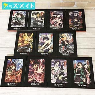 DVD 鬼滅の刃 完全生産限定版 全11巻セット 買取