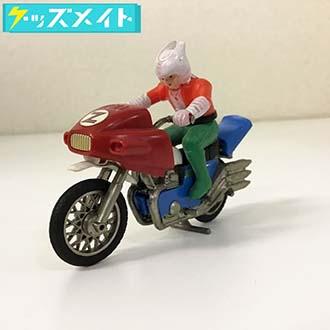 当時物 現状 ポピー 超合金 マジンガーZ ミニミニ甲号オートバイ 買取