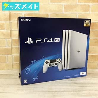 PlayStation4 PS4 Pro グレイシャー・ホワイト 1TB 買取