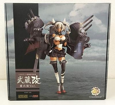 1/8 武蔵改 重兵装Ver. フィギュア買取しました