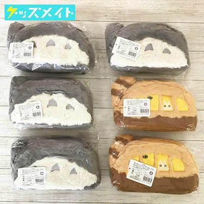 【未開封】ジブリ となりのトトロ モフッとしっポーチ 大トトロ、ネコバス セット 買取