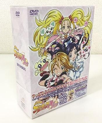 ふたりはプリキュア Max Heart Memory Book DVD-BOX Vol.1 Vol.2買取