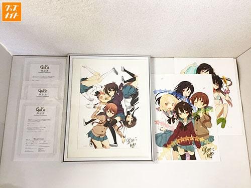 黒田bb Aチャンネル展 限定 アートグラフ買取