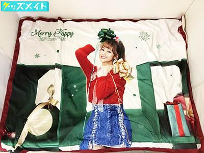 TWICE FLANNEL BLANKET Merry&Happy ブランケット 毛布 タグ付き SANA サナ買取