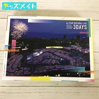 ブルーレイ 乃木坂46 6th YEAR BIRTHDAY LIVE 神宮スタジアム&秩父宮ラグビー場 完全生産限定盤