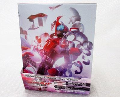 仮面ライダーカブト Blu-ray BOX買取