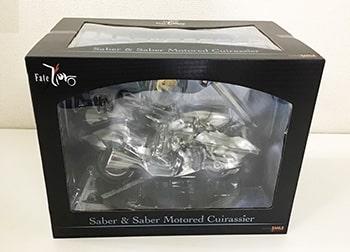 グッスマ Fate/ZERO 1/8 セイバー&セイバー・モータード・キュイラッシェ買取