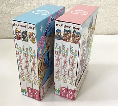BD 探偵歌劇 ミルキィホームズ TD 全6巻+収納BOX付買取