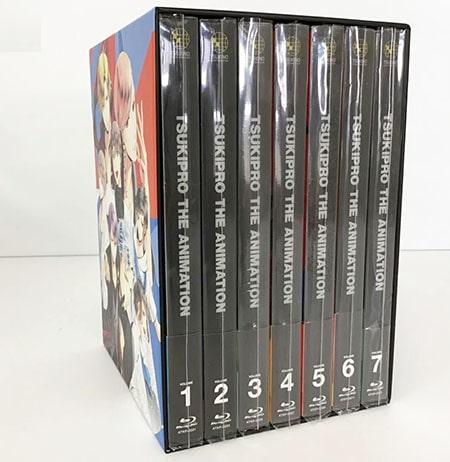 TSUKIPRO THE ANIMATION ツキプロ・ジ・アニメーション ブルーレイ 1~7巻買取
