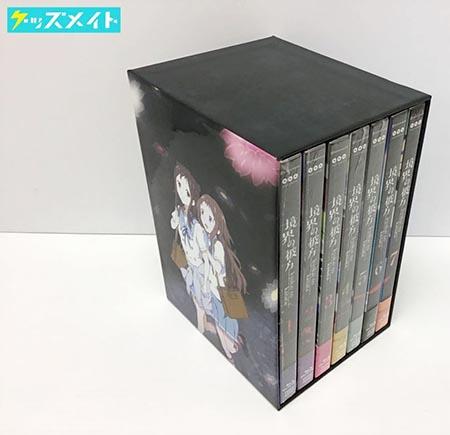 【未開封】ブルーレイ 境界の彼方 初回生産版 全7巻セット 収納BOX付き買取