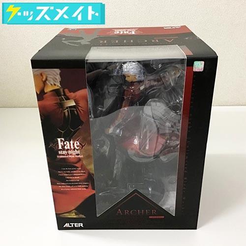 アルター Fate/stay night [Unlimited Blade Works] アーチャー 1/8 買取