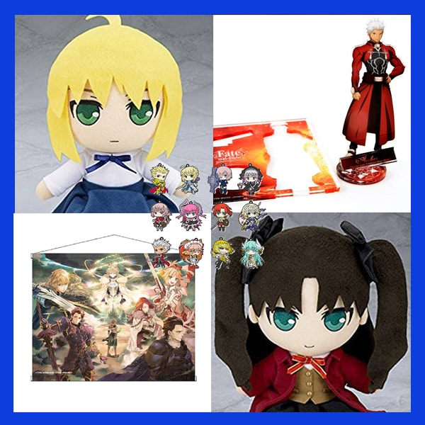 Fate(TYPE-MOON)グッズ買取