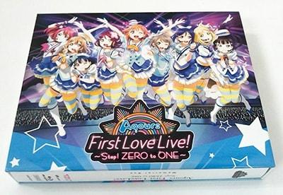 Aqours First Love Live !