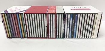 ラブライブ! CD 各種 μ's Memorial BOXⅡ , Best Album , BiBi , lily white , Printemps 収納BOX付き買取