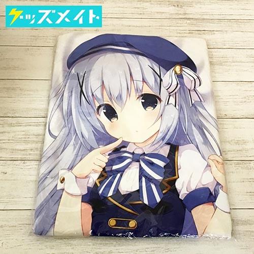 【未開封】コミケ C94 ご注文はうさぎですか? ごちうさ 香風智乃 チノ 抱き枕カバー きのこのみ 買取