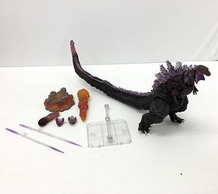 箱なし プレミアムバンダイ 魂ウェブ商店 S.H.MonsterArts ゴジラ (2016) 第4形態 覚醒Ver. 買取