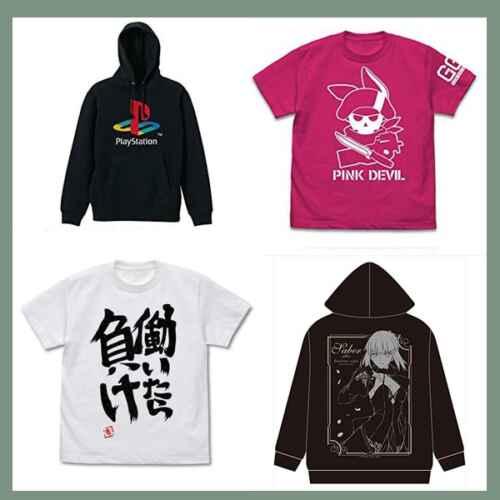 アニメグッズ Tシャツやパーカー、ファッション買取