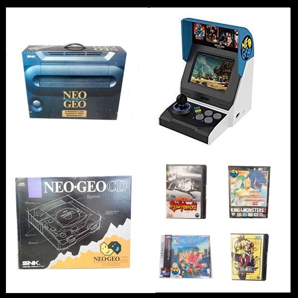 ネオジオ ゲーム買取