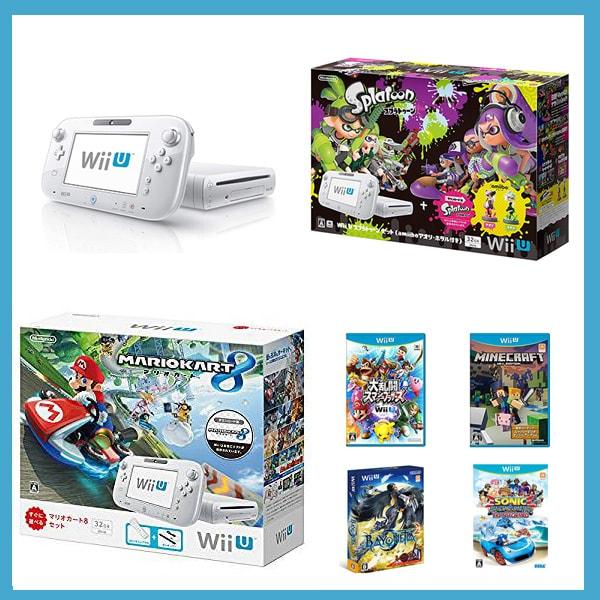 Wii U ゲーム買取