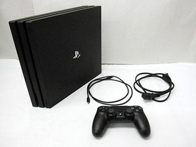 PS4 Pro CUH-7100B 本体 買取