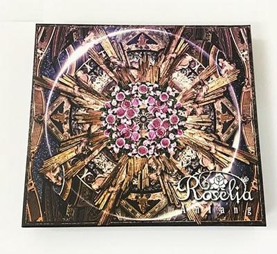 BanG Dream! バンドリ CD Anfang Roselia ロゼリア 初回限定盤 Blu-ray Disc付 買取