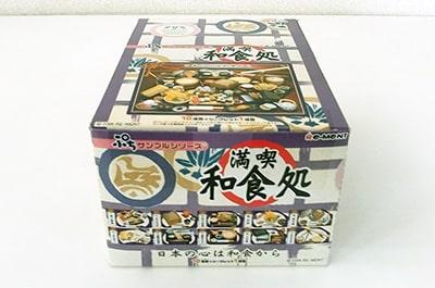 リーメント ぷちサンプルシリーズ 満喫 和食処 10箱入りBOX買取