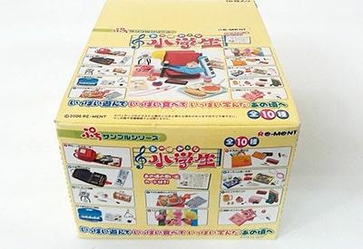 Re-MeNT リーメント ぷちサンプルシリーズ あの頃みんな小学生 10箱入りBOXコンプ買取