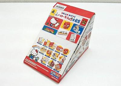 リーメント RE-MENT ハローキティの文房具 BOX コンプ買取