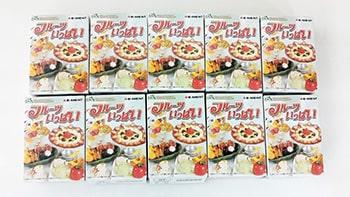 リーメント ぷちサンプルシリーズ フルーツいっぱい 10箱入りBOXコンプ買取