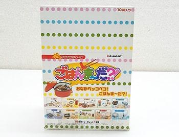 リーメント RE-MENT ぷちサンプル シリーズ ごはんま~だ?! BOX コンプ買取