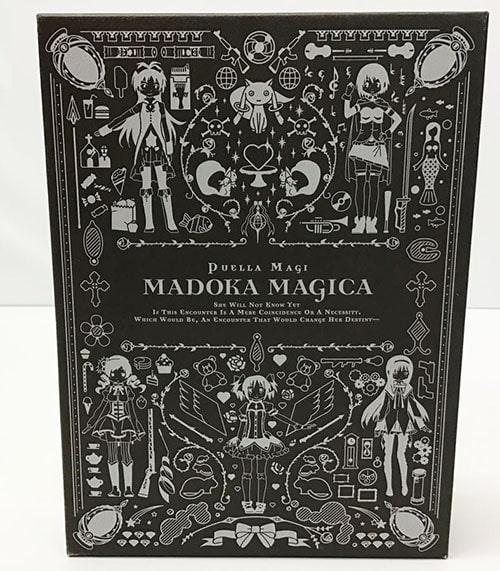 ブルーレイ アニプレックス 魔法少女まどか☆マギカ Blu-ray Disc BOX & MUSIC COLLECTION買取