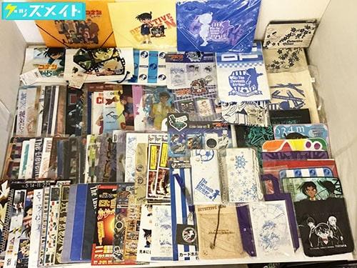 名探偵コナン ファイルケース 財布 ブックカバー(コミックサイズ) レターセット 下敷き クリアファイル カードホルダー 他買取