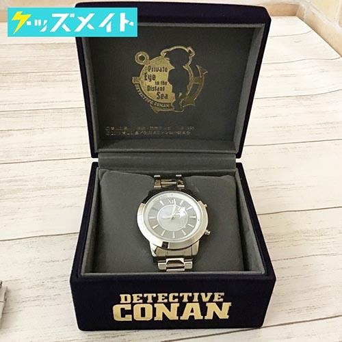 名探偵コナン プレミアムコレクション2013 公式ウォッチ 絶海の時刻 腕時計 買取