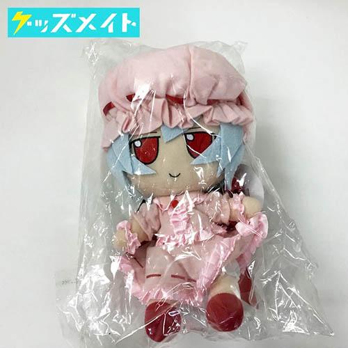 【未開封】Gift 東方ぬいぐるみシリーズ 4 レミリア・スカーレット ふもふもれみりあ。買取
