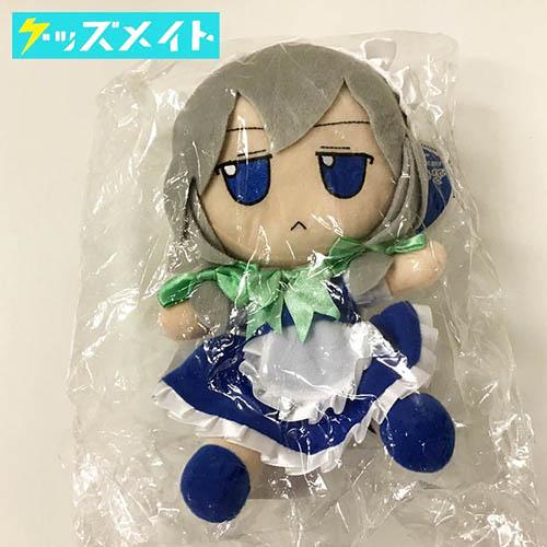【未開封】Gift 東方ぬいぐるみシリーズ 3 十六夜咲夜 ふもふもさくや。買取