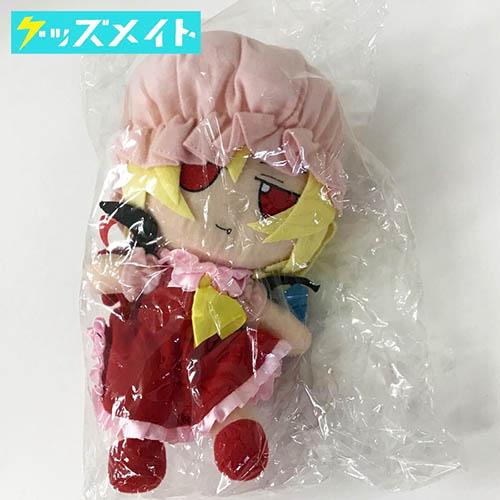 【未開封】Gift 東方ぬいぐるみシリーズ 7 フランドール・スカーレット ふもふもふらん。買取