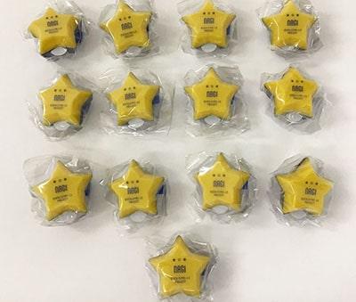うたの☆プリンスさまっ♪ 6th STAGE 星型リングライト 帝ナギ RAGING Ver. 買取