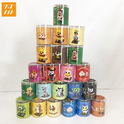 nanoblock TDR ディズニー プーさん、ピノキオ、プルート、デイジー、チェシャ猫 等買取