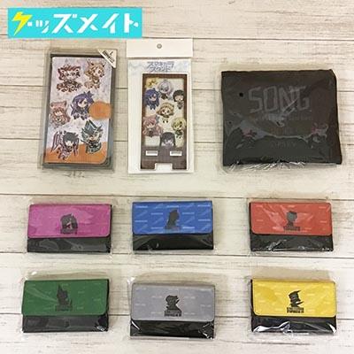 戦姫絶唱シンフォギアXV グッズ キーケース 6種 , 手帳型スマートフォンケース , スマキャラスタンド , エコバック