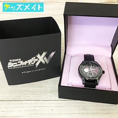 スーパーグルーピーズ × 戦姫絶唱シンフォギアXV コラボ 腕時計 月読調モデル