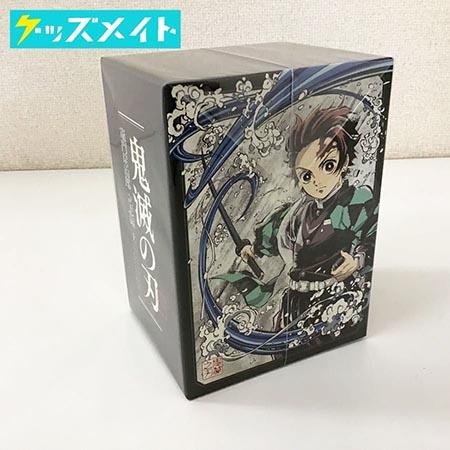 鬼滅の刃 Blu-ray&DVD 1~6巻連動購入特典 松島晃描き下ろし 1~6巻収納BOX 買取