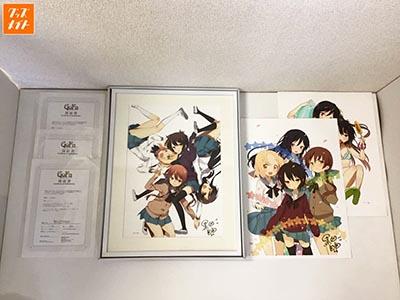 黒田bb Aチャンネル展 限定 アートグラフ 買取