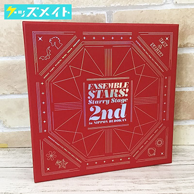 Blu-ray あんさんぶるスターズ! Starry Stage 2nd-in 日本武道館- BOX盤