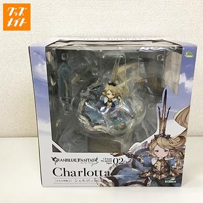 【未開封】コトブキヤ GRANBLUE FANTASY グランブルーファンタジー 1/8スケール 02 小さな聖騎士 シャルロッテ 買取