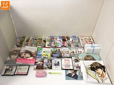 ときめきメモリアル Girl's Side グッズ  はばたきウォッチャー、公式イラスト集、DSソフト抱き枕カバー 他 買取