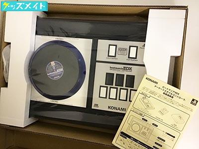 未使用 KONAMI PS2用 beatmania IIDX アーケードスタイルコントローラー 買取