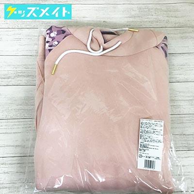 【未開封】VTuber ホロライブ パーカープロジェクト (ロボ子さん Pink ver.) フリーサイズ