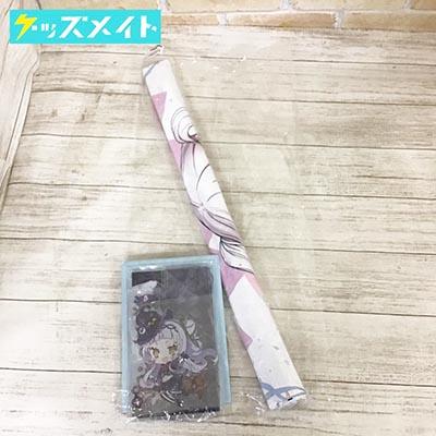 【未開封】ホロライブ 紫咲シオン 誕生日記念2020 グッズセット B2タペストリー アクリルジオラマスタンド 買取