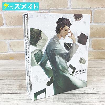 ブルーレイ シュタインズゲート STEINS;GATE Complete Blu-ray BOX 期間限定生産
